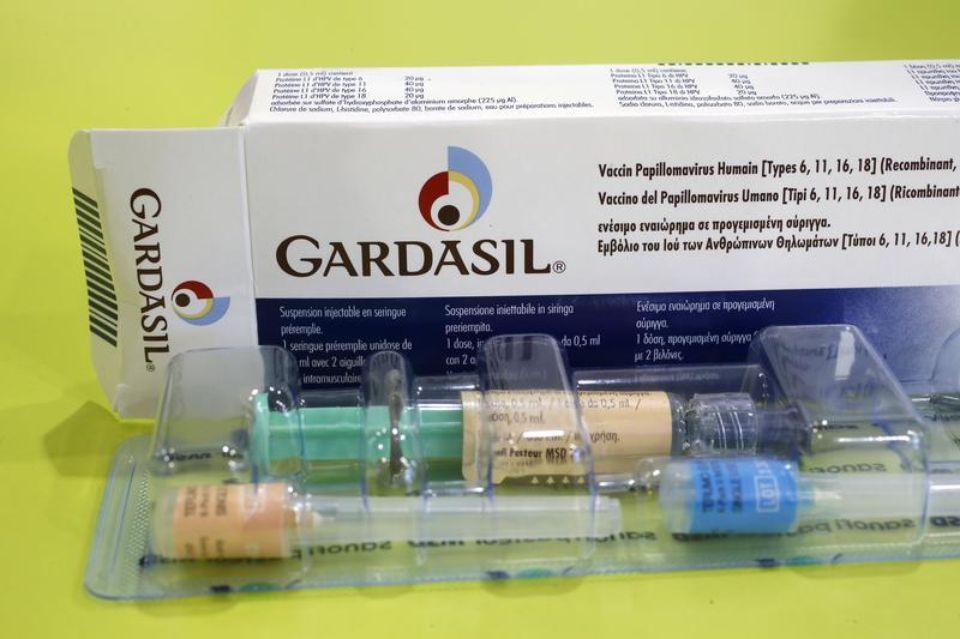vaccin papillomavirus bras